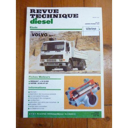 Série 7 Revue Technique PL Volvo