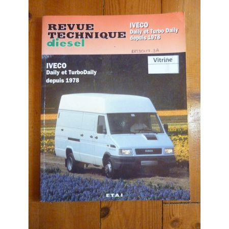 Daily-TurboDaily 78- Revue Technique Iveco