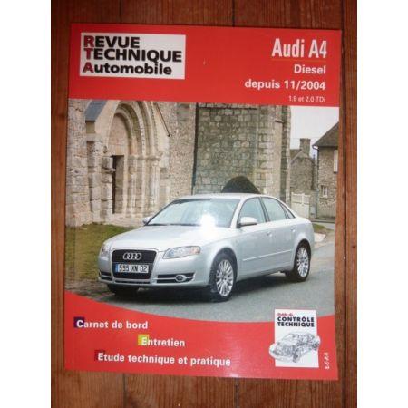 A4 Die 04- Revue Technique Audi
