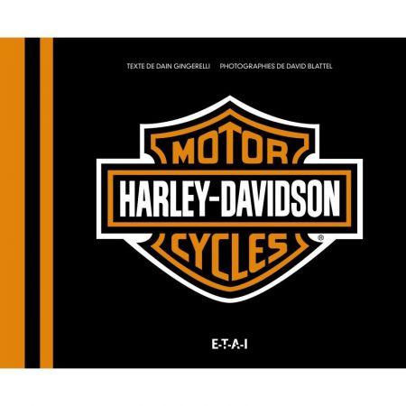 HARLEY-DAVIDSON MOTORCYCLES - Livre