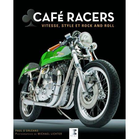 CAFÉ RACERS - Livre