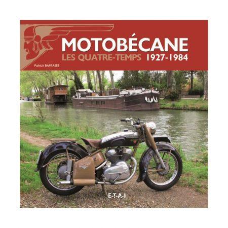 MOTOBECANE 4-T 27-84 - Livre