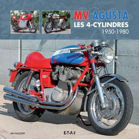 MV AGUSTA 4 CYL50-80 - Livre
