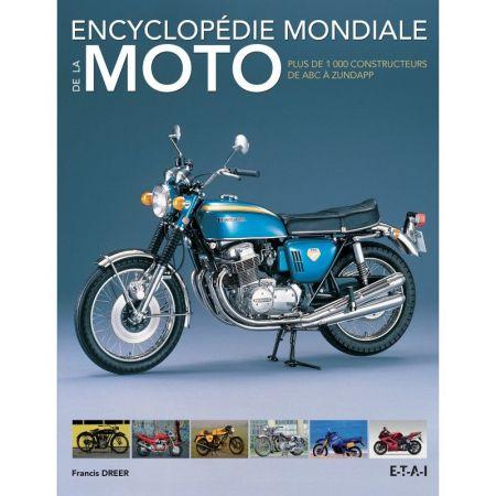 ENCYCLOPEDIE MONDIALE MOTO - Livre