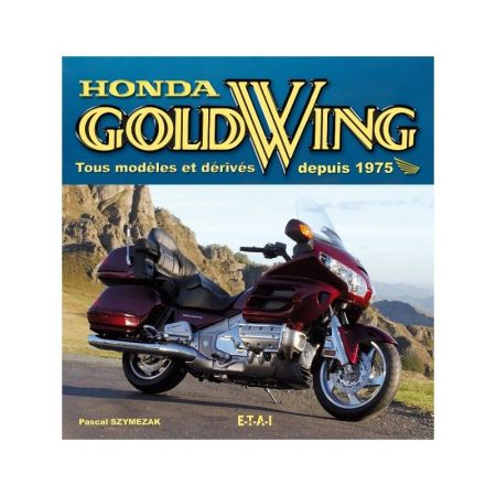 HONDA GOLDWING 75- Livre