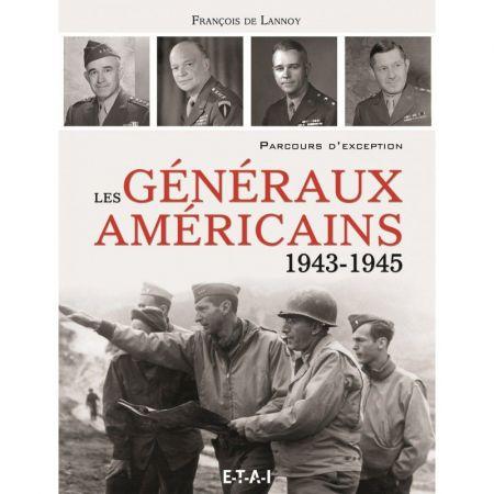 Généraux US 42-45 - Livre