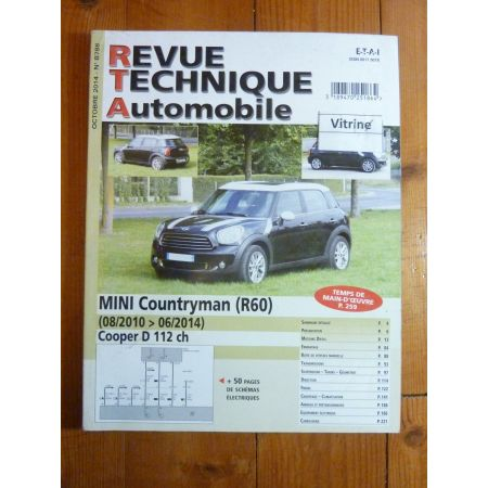 Countryman 10-14 Revue Technique Mini