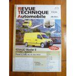 Master 2.5L II 03-10 Revue Technique Renault