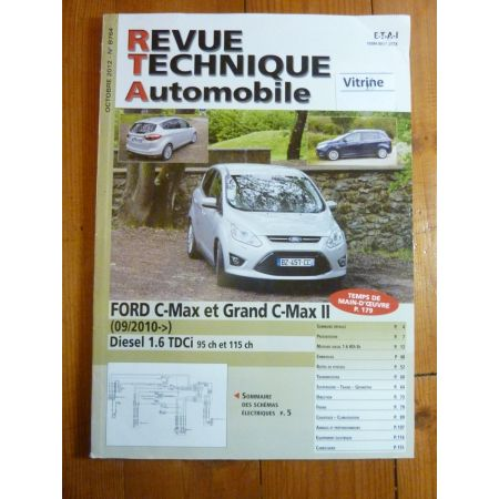 C-Max 10- Revue Technique Ford