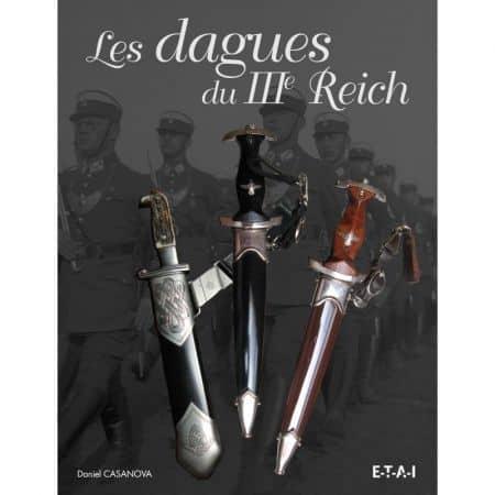 DAGUES DU III REICH - Livre