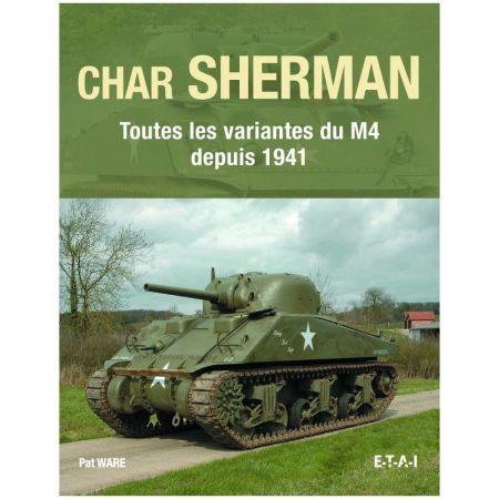 Char Sherman - Livre