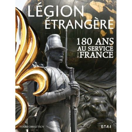 LA LEGION ETRANGERE - Livre
