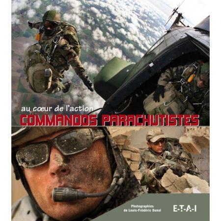 Commandos parachutistes - Livre