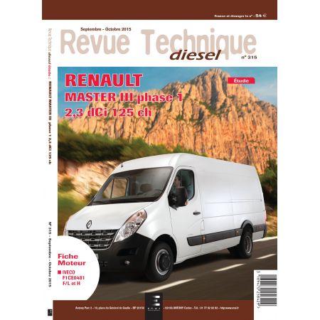 Master III Ph1 Revue Technique Renault