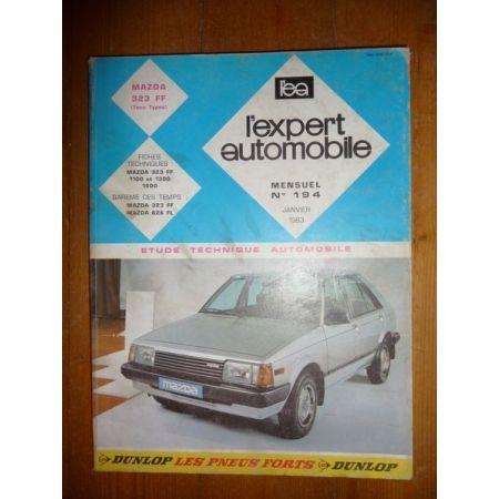 323 FF Revue Technique Mazda