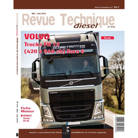 FH13 Euro 6 Revue Technique Volvo