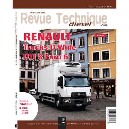 D Wide DTI 8 Revue Technique Renault