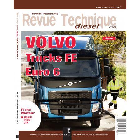FE Euro 6 Revue Technique Volvo