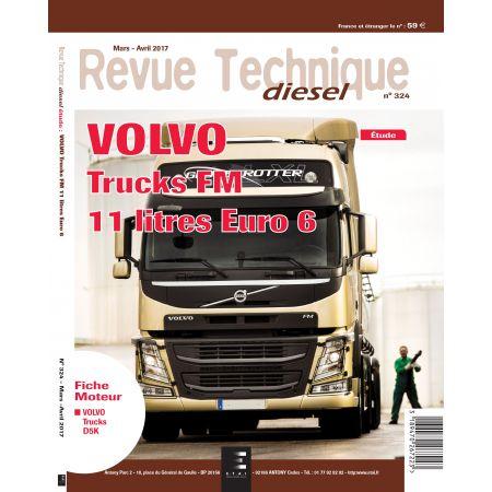 FM 11l Euro 6 Revue Technique Volvo