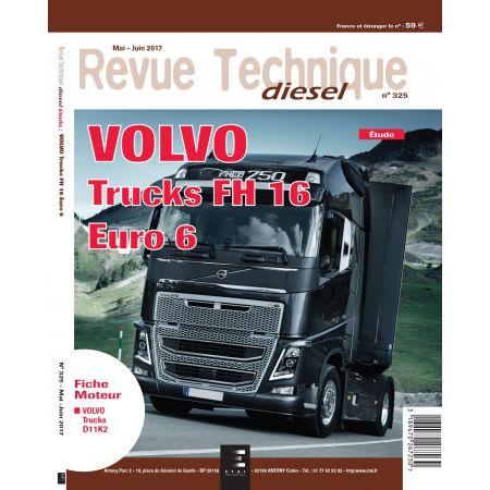 FH16 Euro 6 Revue Technique Volvo