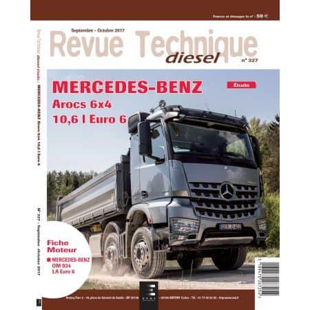 Arocs 6x4 10.6l Revue Technique Mercedes