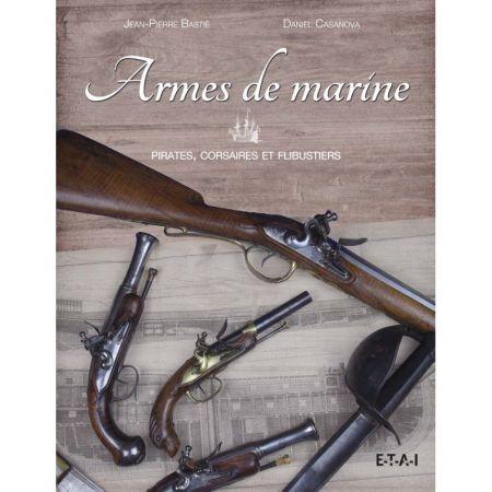 Les armes de Marine - Livre