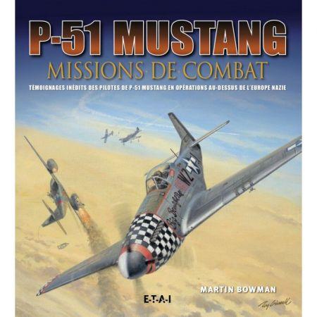 P51 Mustang - Livre