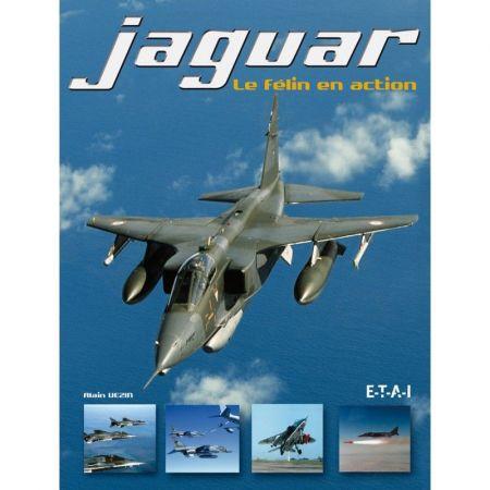 Jaguar le félin en action - Livre