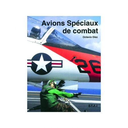 Avions spéciaux de combat - Livre