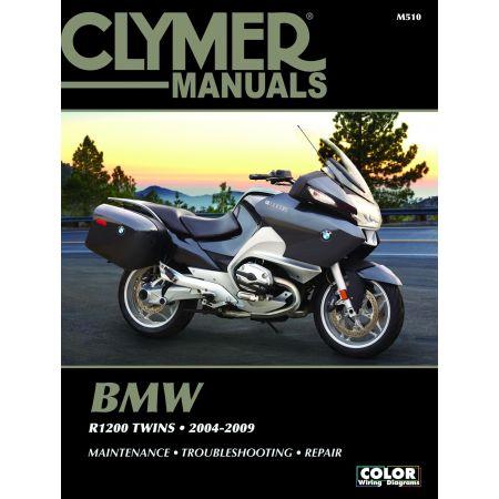 R1200 04-09 Revue technique Clymer BMW Anglais