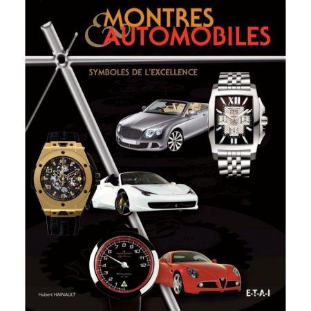 Montres & automobiles - Livre