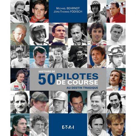 50 pilotes - Destin tragique - Livre
