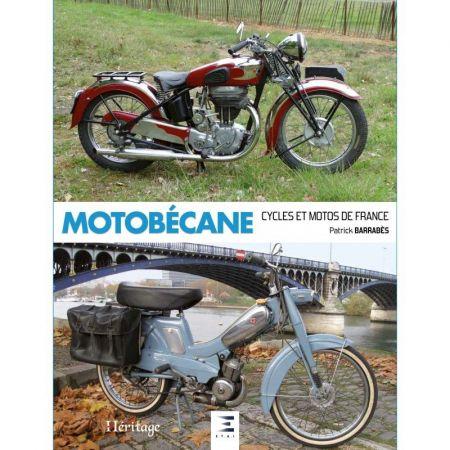 Motobécane, cycles et motos de France - Livre