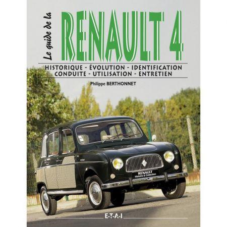 Guide de la Renault 4L - Livre