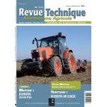 M135 GX Revue Technique Agricole KUBOTA