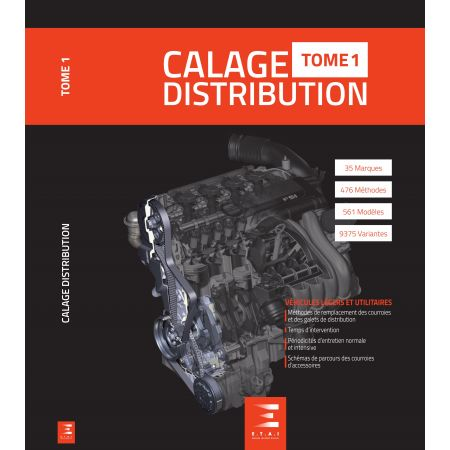 Calage Distribution 2017 T1 Revue Technique