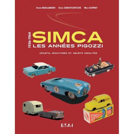 Simca, les années Pigozzi - Livre