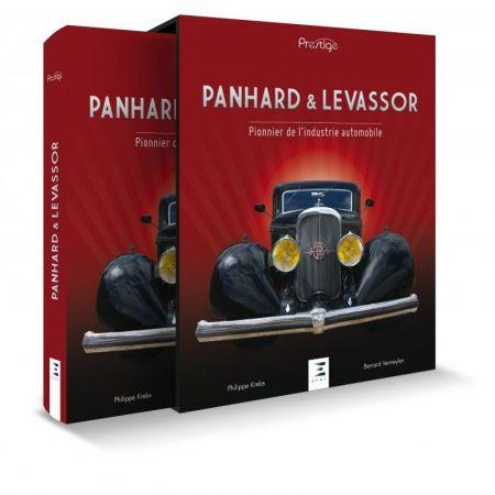 Panhard & Levassor pionnier de l'industrie automobile - Coffret