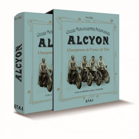 Cycles motocyclettes automobiles Alcyon - Coffret