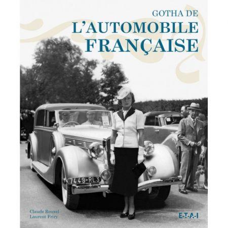 Gotha de l'automobile française - Livre