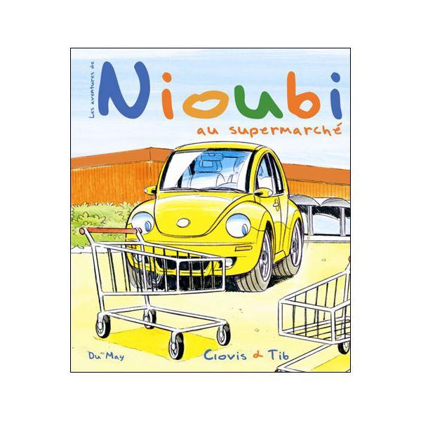 Nioubi au supermarché - Jeunesse