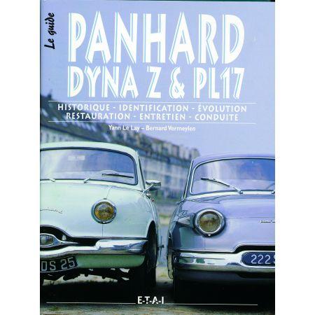 PANHARD DYNA Z ET PL 17 - LE GUIDE - livre