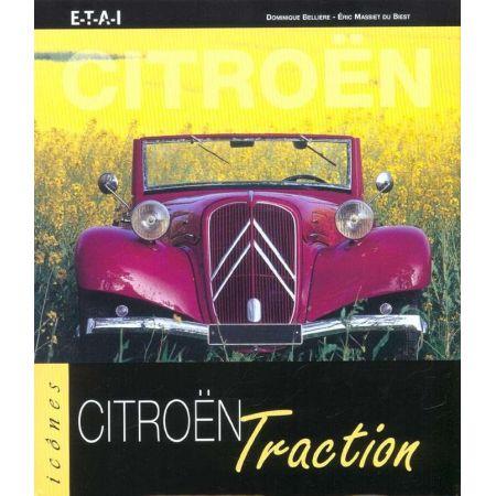 CITROEN TRACTION ICONES - livre