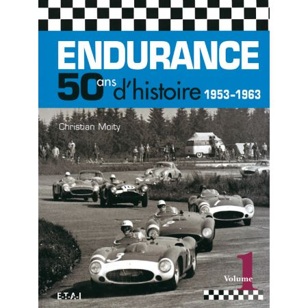 ENDURANCE 53-63 VOL.1 - livre