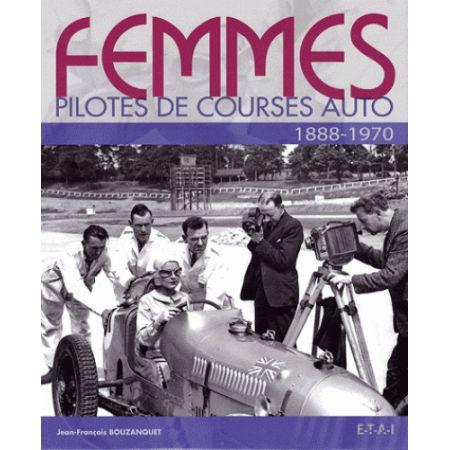 FEMMES PILOTES DE COURSES 88-70 - livre