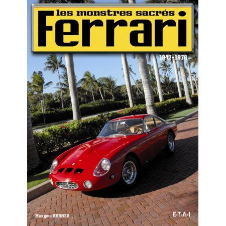 FERRARI 47-94 - TOME 1 - livre