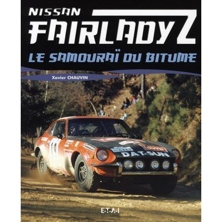 NISSAN FAIRLADY Z - livre