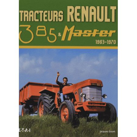 RENAULT 385 & MASTER 63-70 - livre