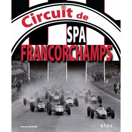 CIRCUIT DE SPA-FRANCORCHAMPS - livre