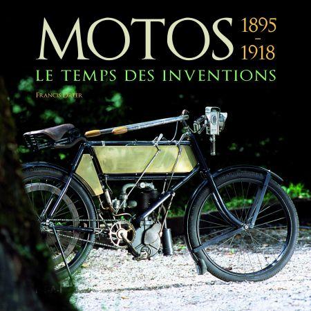 MOTOS -INVENTIONS 95-18 - livre